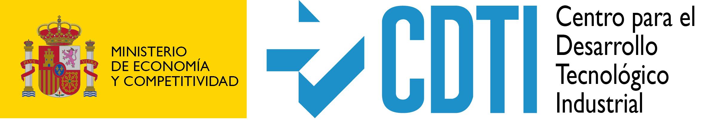 Logo CDTI-MINECO (v. 2013)